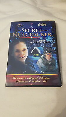THE SECRET OF THE NUTCRACKER (BILINGUAL) DVD Magic of Christmas