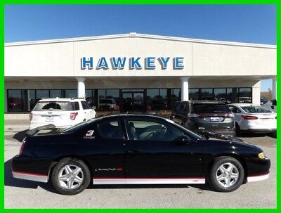 Chevrolet Monte Carlo SS 2002 SS Used 3.8L V6 12V Automatic FWD Coupe Premium OnStar