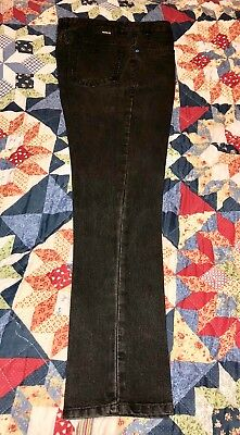 Hurley Jeans '84 Slim Fit Jeans Mens size 29x30 Boys size 18 Zip Fly Dry Cleaned