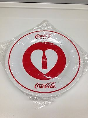 Coca Cola Happiness Melamine Plate / Combine Shipping