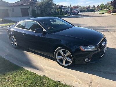 2009 Audi A5  2009 Audi A5 Quattro (w/almost every option available)