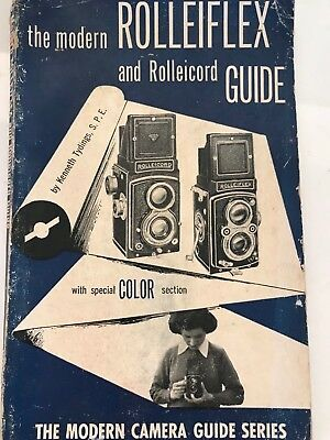 The Modern Rolleiflex And Rolleicord Guide 1955 Free Postage