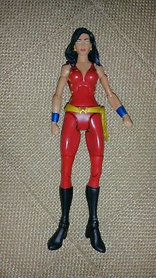 wonder woman action figure dc