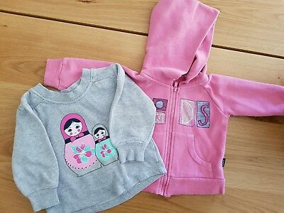 Baby Girl Jumpers