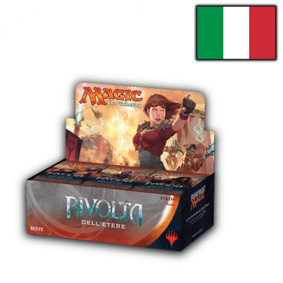 MTG: Rivolta dell'Etere - Box 36 Buste (IT)