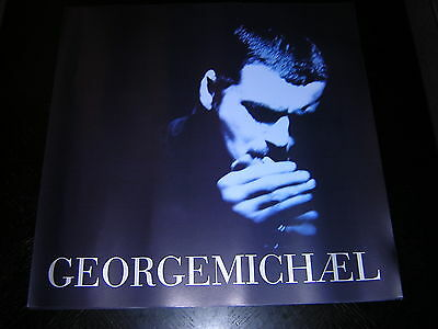Original George Michael Promotional Poster - The Older Ep Single