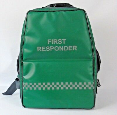 micrAgard ™ First Responder Backpack, Green - CLEARANCE STOCK