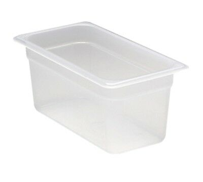 Cambro 36PP190 1/3 Size Translucent Food Pan