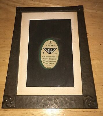 "Vintage ""Arco"" Arts And Crafts Photograph Frame"