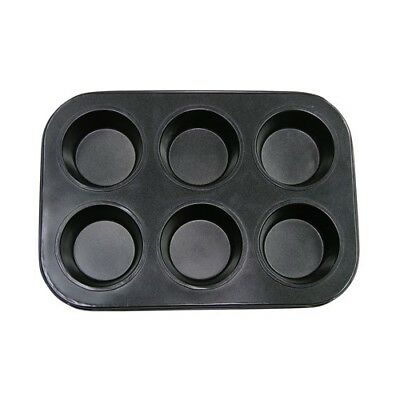 Update International MPNS-6 Muffin / Cup Cake Pan