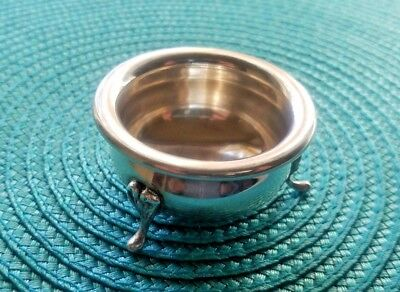 Sterling Silver Miniature  Footed Bowl