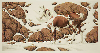 Bev Doolittle HIDE AND SEEK C Numbered Limited Edition Art Print Mint Condition