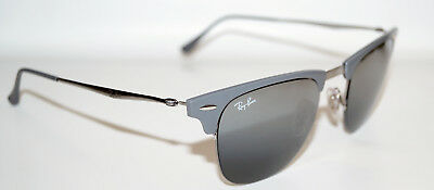 RAY BAN Sonnenbrille Sunglasses RB 8056 159 88 Größe 51 Lightray Clubmaster 1886584339