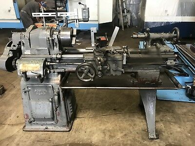 """South Bend 13"""" X 30"""" Engine Lathe W/8"""" 3 Jaw Chuck """" Very Good Condition """""""