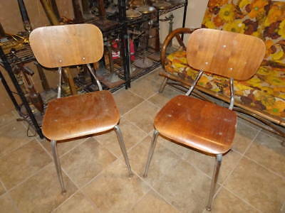 Mid Century Modern Herman Miller - Eames Chairs - Two Chairs