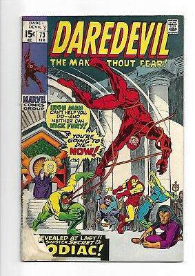 Daredevil Issue 73 - GD Marvel Comics FREE UK POST