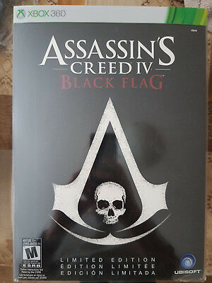 Assassin's Creed IV: Black Flag -- Limited Edition New