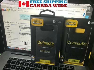 Otterbox Defender Or Commuter Samsung Galaxy S9 S8 S7 S6 S5 S4 Note 4 5 8 9 Edge