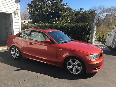 2008 BMW 1-Series Shadow Line 2008 BMW 1-Series Coupe