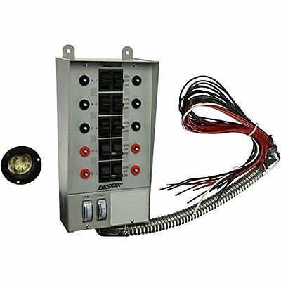 Reliance Transfer Switches Controls Corporation 30310A Pro/Tran 30-Amp Indoor Up