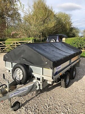 Ifor Williams Lm/LT 85 Cover Canopy 10 Years Old Dry Stored From New