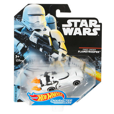 Hot Wheels Star Wars Rogue One Character Car - Assorted