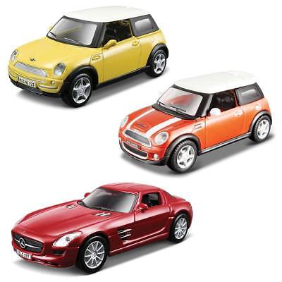 Maisto Die-cast Power Race Pull-back Cars - Assorted