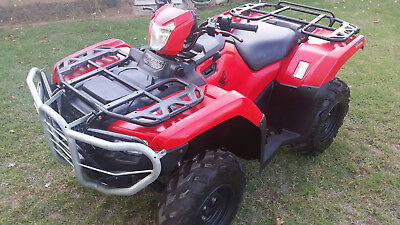 Honda Foreman TRX500FA  Automatic DCT iRS Power Steering  2016