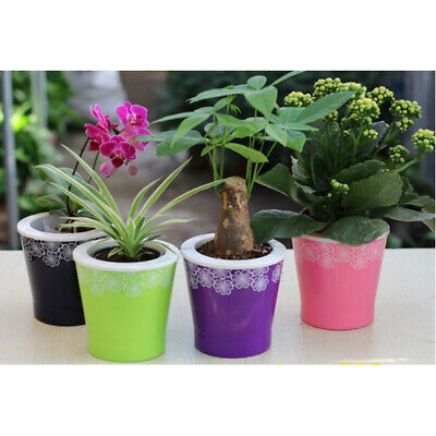 225 & SELF WATERING POT Automatic Planter Plant Flower Pots for Garden Office Home