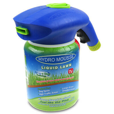 Garten Rasen Hydro Mousse Haushalt Seeding System Flüssiges Spray No seed includ