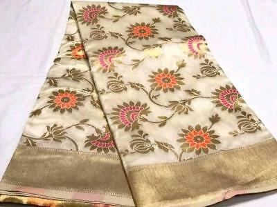 Indian-Bollywood-Banarasi-Silk-Designer-sari-Party-wear-kanchipuram-silk 07