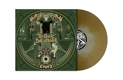 THE BLACK DAHLIA MURDER Ritual GOLD/SILVER SPLATTERED Vinyl LP [LTD 200] TBDM