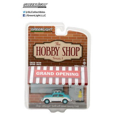 Greenlight 1:64 Hobby Shop Vehicle - Assorted