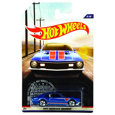Hot Wheels Vintage American Muscle Cars - Assorted