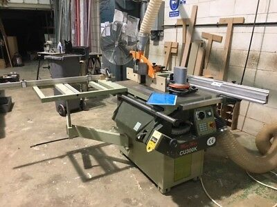 Mini Max Cu 300k Combination Woodworking Machine Used 1 220 00