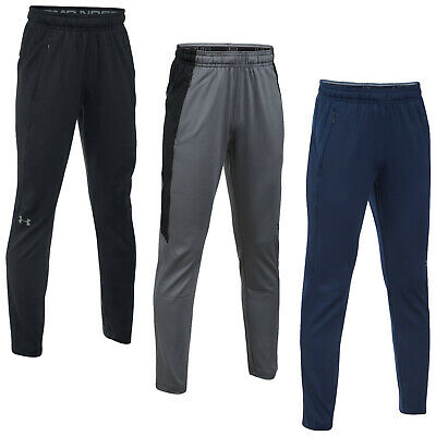 Under Armour Junior Kids Challenger II Knit Trousers - New Boys Jogging Pants