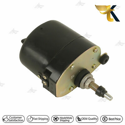 12V Windscreen Wiper Motor for Fishing-Boat Caravan