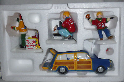 Department 56 ~ Snow Village ~ Before the Big Game #56.55019