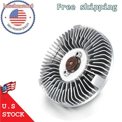 AC Delco Fan Clutch Radiator Cooling New for Chevy Avalanche 15-4694
