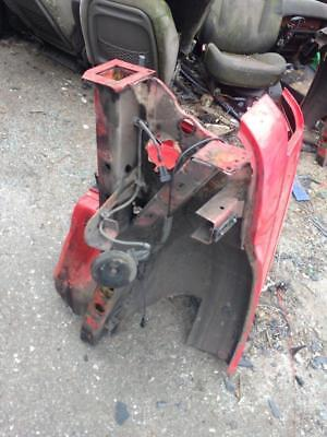 Vw T4 1.9 1X Transporter 1995 Passenger Side Front Chassis Leg And Inner Wing