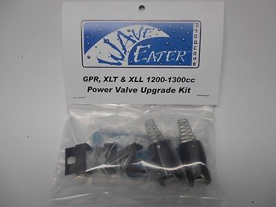 WaveEater Power Valve 1200cc upgrade Kit. Clips and Couplers  Yamaha GPR  XLT