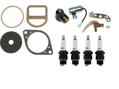 Ignition Tune up kit Ford 9N 2N & 8N Tractor Front Mount Distributor
