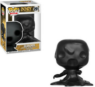 Bendy And The Ink Machine - Searcher - Funko Pop! Games: (2018, Toy NUEVO)