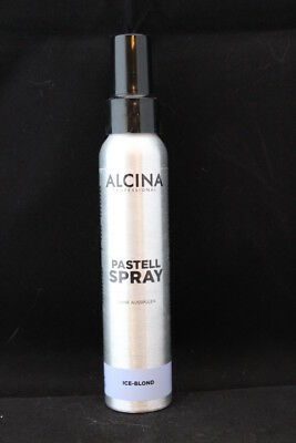 Alcina Pastell Spray Ice Blond 100ml Eur 1465 Picclick De