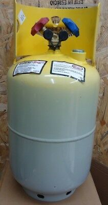 MA-Line MA-400RC30 30 lb Refrigerant Recovery Reclaim Cylinder - 400 PSI Rated