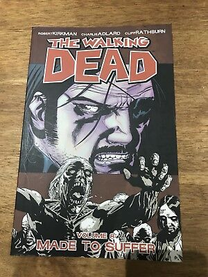 The Walking Dead Volume 8: Made to Suffer Graphic Novel