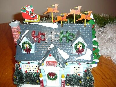 Department 56 The Original Snow Village 'the Holiday House'