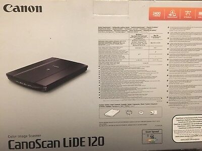 Canon Lide 120  Elegant You Can Think Of The Canon Canoscan