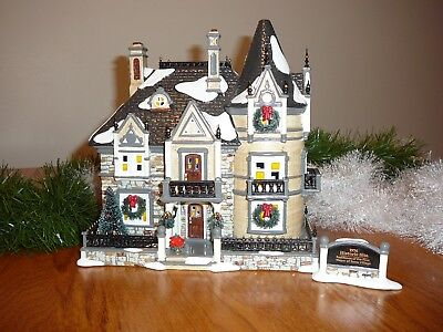 Department 56 The Original Snow  'the Mayor's Mansion'