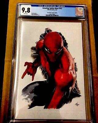 Amazing Spider-man 797 CGC 9.8 Fan Expo Dell'Otto Variant